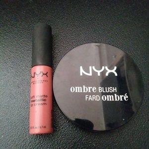 NYX Blush & Lip Cream